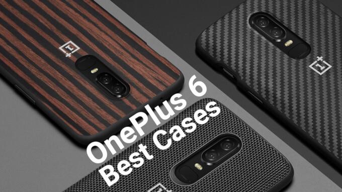 more photos ef7dd 8785e Best OnePlus 6 cases - PhoneArena