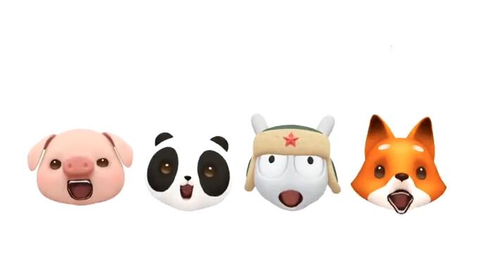 Monkey see, monkey do: Xiaomi Mi 8 to score iPhone X-like AR emoji