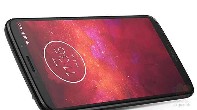 Official Moto Z3 Play images leaked out before announcement