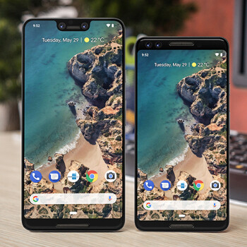 This is what the Pixel 3 and Pixel 3 XL could look like