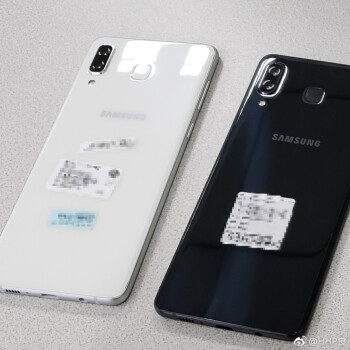 Samsung's Galaxy A9 Star pops up in new images revealing white variant