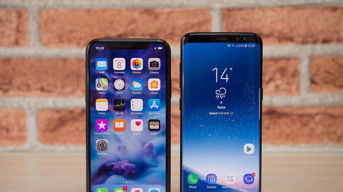 Samsung's lead shrinks in Q1 2018 as global smartphone shipments return to growth