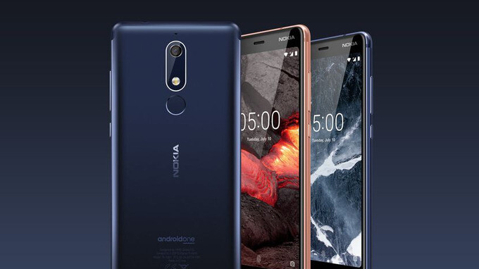 3428d53a1eaec Nokia 5.1, Nokia 3.1, and Nokia 2.1 are announced: the purest of Android at  an affordable price