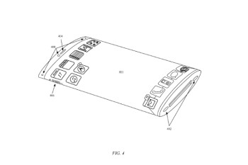 Apple's new patent hints at wrap-around screen on future iPhone models