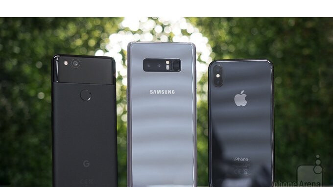 Poll results: brand new phones win... half the votes!