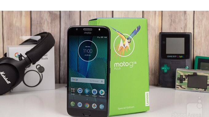 Motorola rolling out Android 8.1 Oreo for Moto G5S Plus