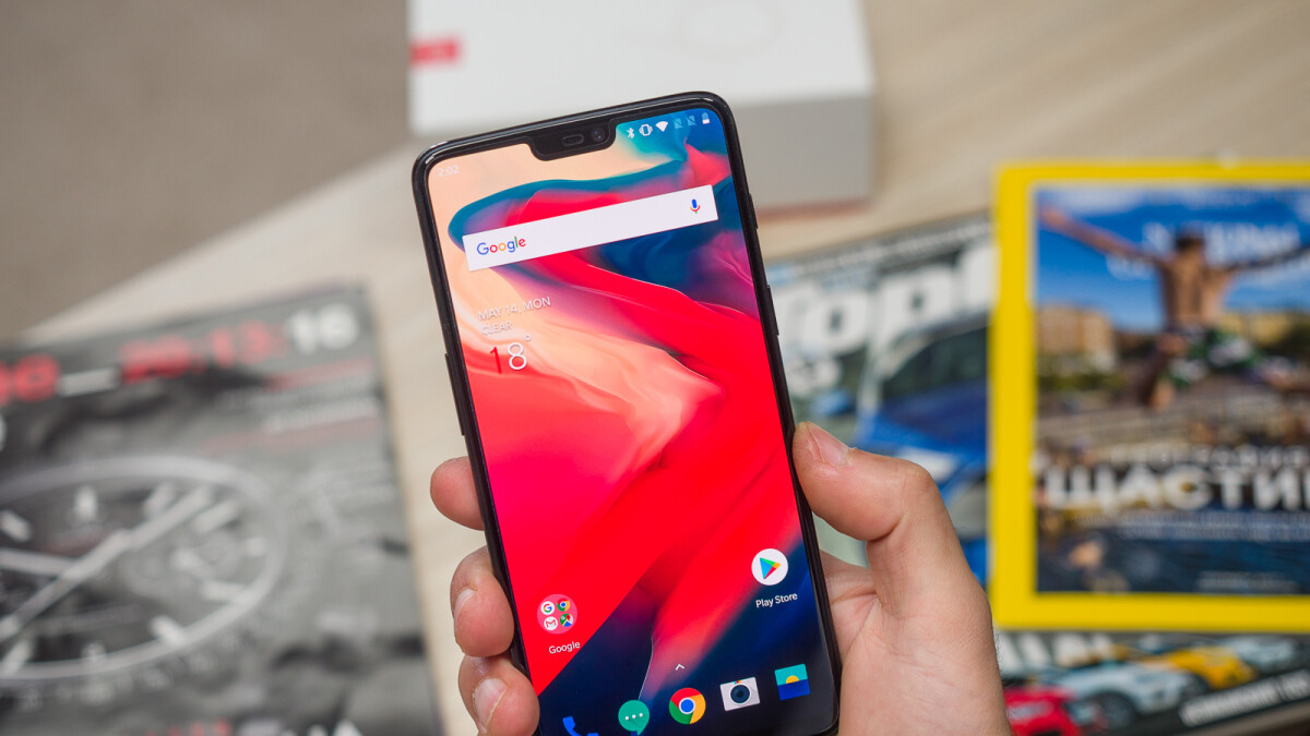 OnePlus 6 face unlock fooled by a printed photo (Update)