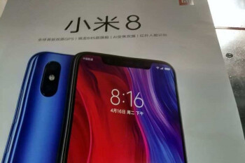 Xiaomi Mi 8 hands-on images confirm design that closely resembles the iPhone X