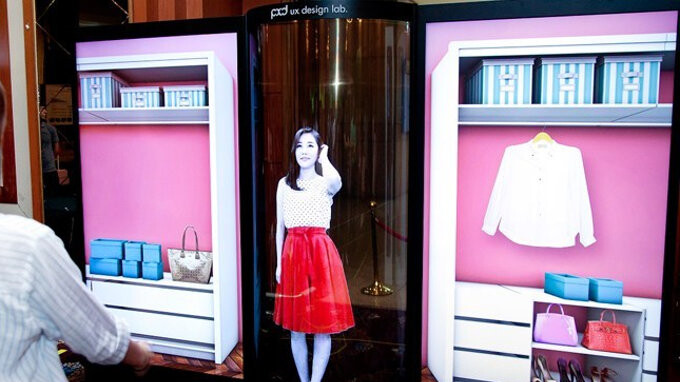 LG and Samsung flaunt their newest screens, including the highest-density OLED display