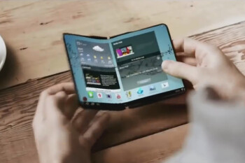 The Samsung Galaxy X foldable phone may be an amazing disappointment