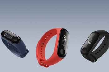 (UPDATE: It's official) Leaked promotional images show off the Mi Band 3 in all its glory