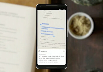 Cool new Google Lens features are rolling out now!