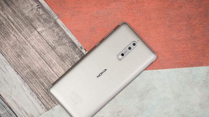 Nokia 8 finally receives the promised Pro Camera update