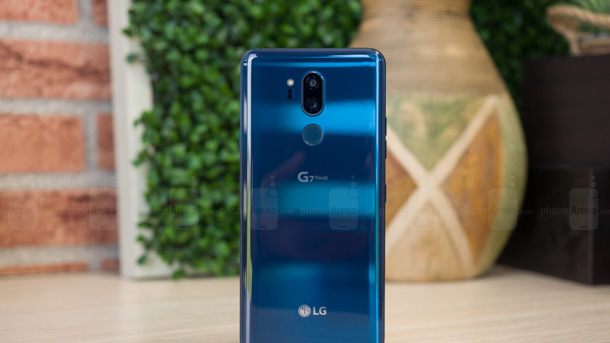 An actual LG G7 ThinQ amplifier just leaked in two new images