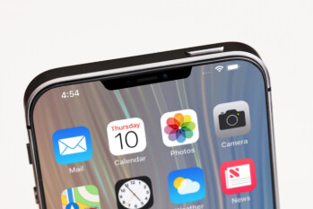 Possible iPhone SE 2 screen gets compared with the iPhone X: Check out the smaller notch
