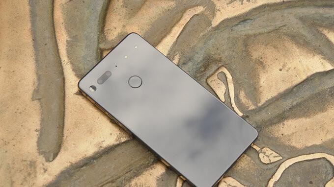 Essential Phone gets more improvements via Camera app update