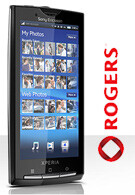 Rogers to release the Sony Ericsson Xperia X10 soon