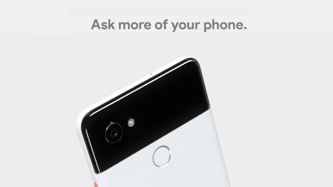 Purchase the Pixel 2 XL from the Google Store and get $150 in store credit and a free Home Mini