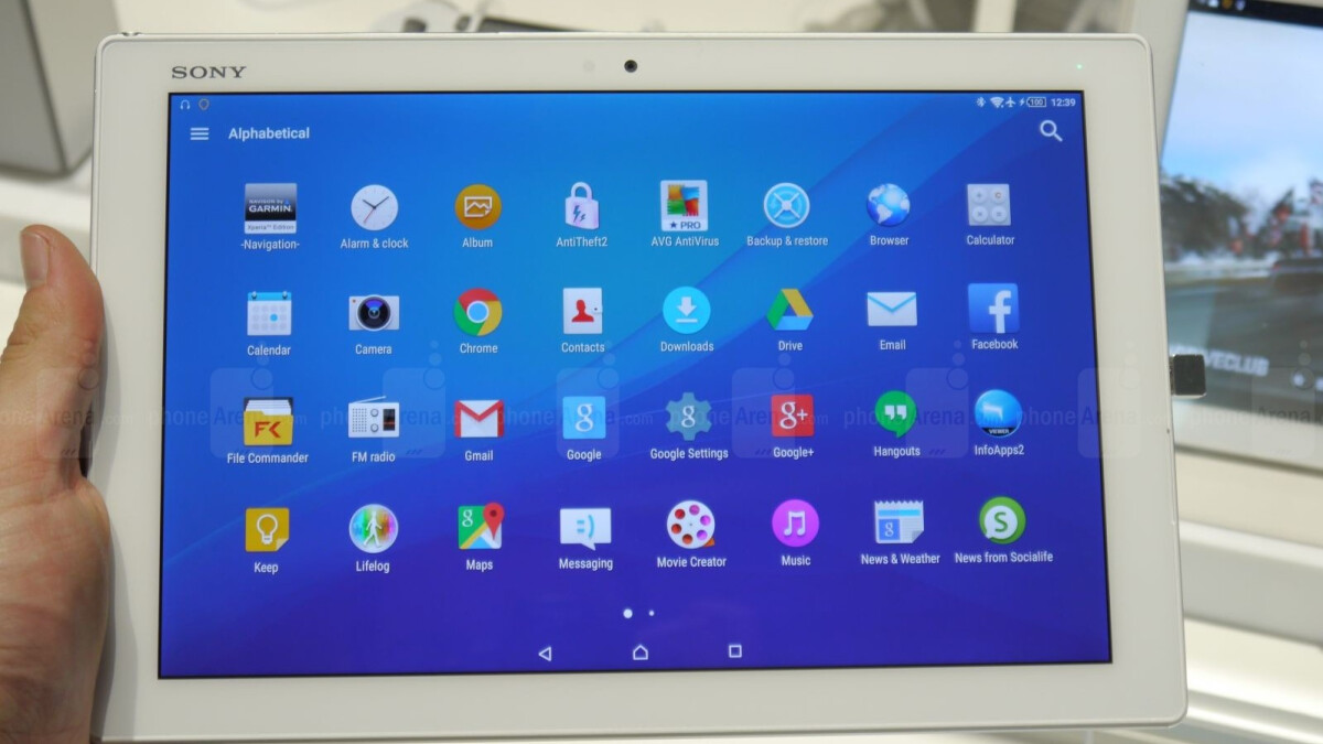 Sony may have just cancelled its rumored Xperia Z5 Tablet lineup