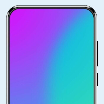 Another dream shattered? Leaked Lenovo Z5 render reveals it's not as bezel-free as it was teased
