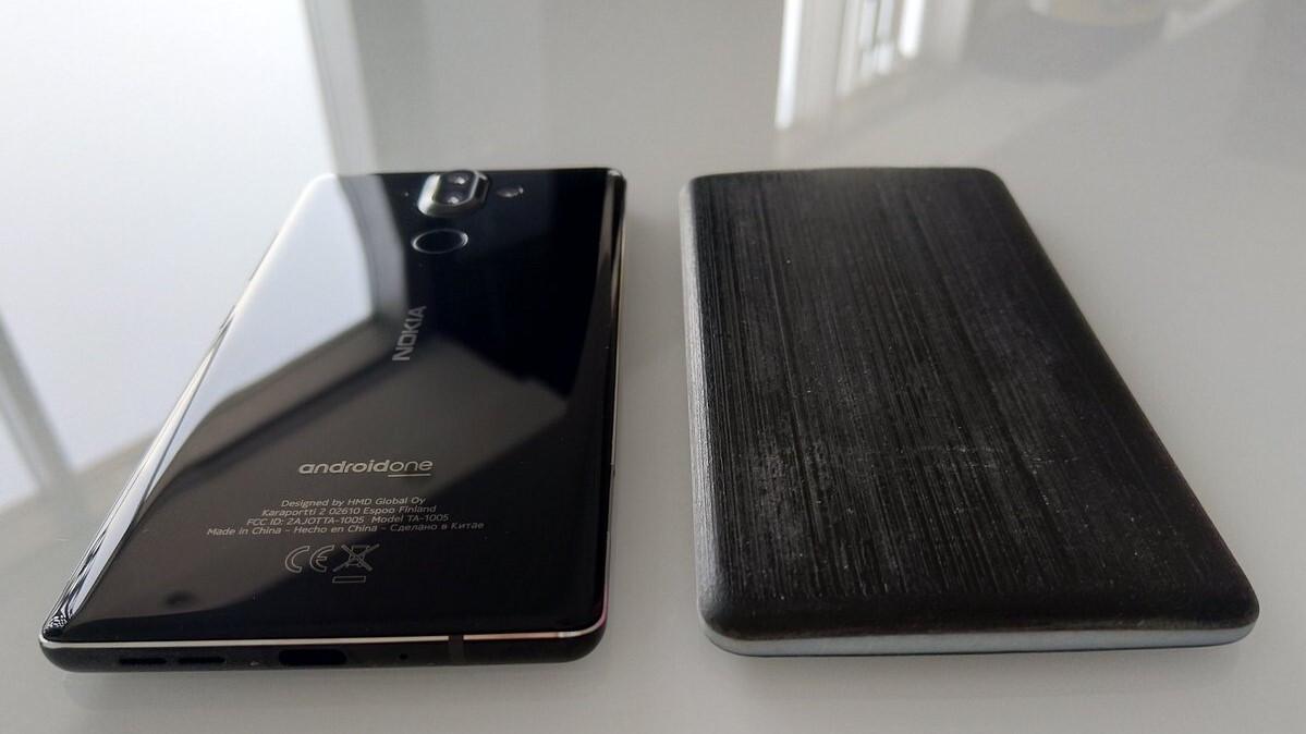 HMD Global executive reveals Nokia 1 and Nokia 8 Sirocco prototypes