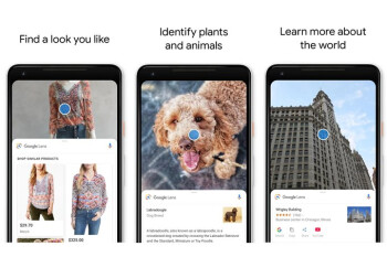 Google Lens standalone app now available in the Google Play Store