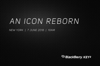 BlackBerry KEY2 unveiling to be live streamed on June 7th; here's when and where you can watch it