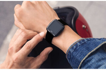 Fitbit ships more than 1 million Versa smartwatches in less than two months