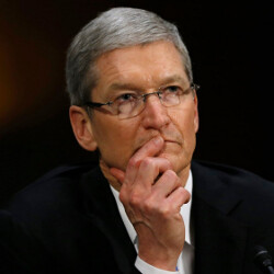 Apple CEO Tim Cook says that he uses his iPhone too much (VIDEO)