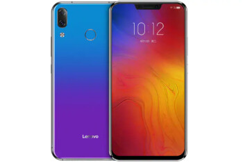 Lenovo Z5 disappoints: revealed with display notch and Snapdragon 636