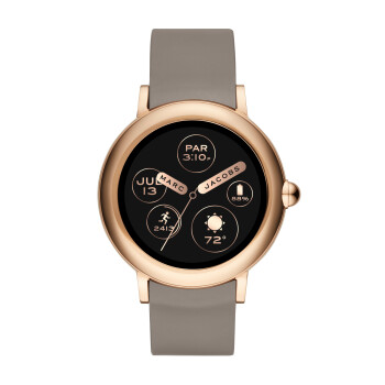 Marc Jacobs Riley Touchscreen becomes the latest Wear OS smartwatch