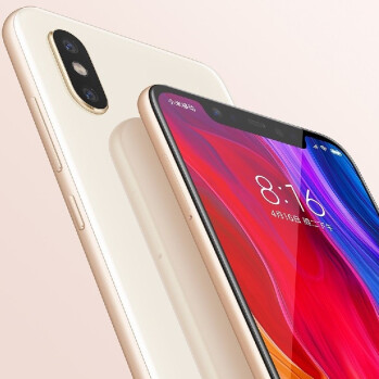 The Xiaomi Mi 8 took less than a minute to sell out in China