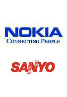 Nokia and Sanyo to join their CDMA mobile phones businesses