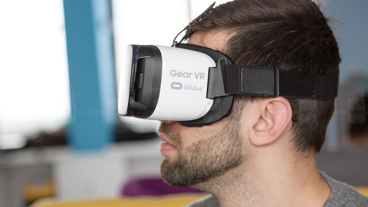 Samsung to scrap Gear VR branding in favor of Galaxy VR name