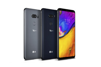 AT&T goes BOGO on the LG V35 ThinQ for Father's Day