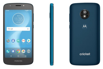 Moto E5 Play lands at Cricket Wireless as Moto E5 Cruise