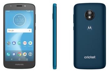 Moto E5 Play lands at Cricket Wireless as Moto E5 Cruise