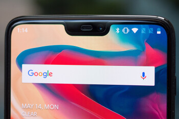 OnePlus 6 update could bring a battery percentage icon and selfie portrait mode