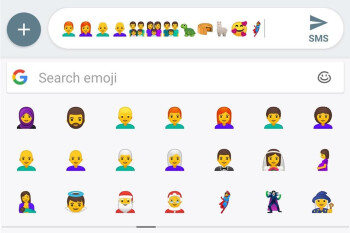 Latest Android P Beta introduces support for redhead and gender-neutral emojis