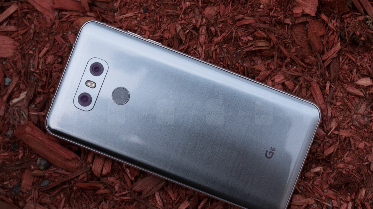 LG G6 Android 8.0 Oreo update arrives on AT&T devices, unlocked models too