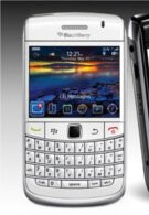 White version of the BlackBerry Bold 9700 seen on RIM's Thai web site