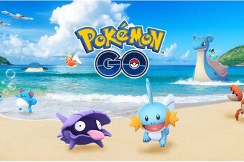 The Water Festival returns to Pokemon GO with some special bonuses