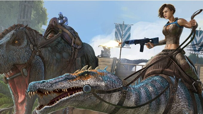 Ark: Survival Evolved coming to Android and iOS on June 14