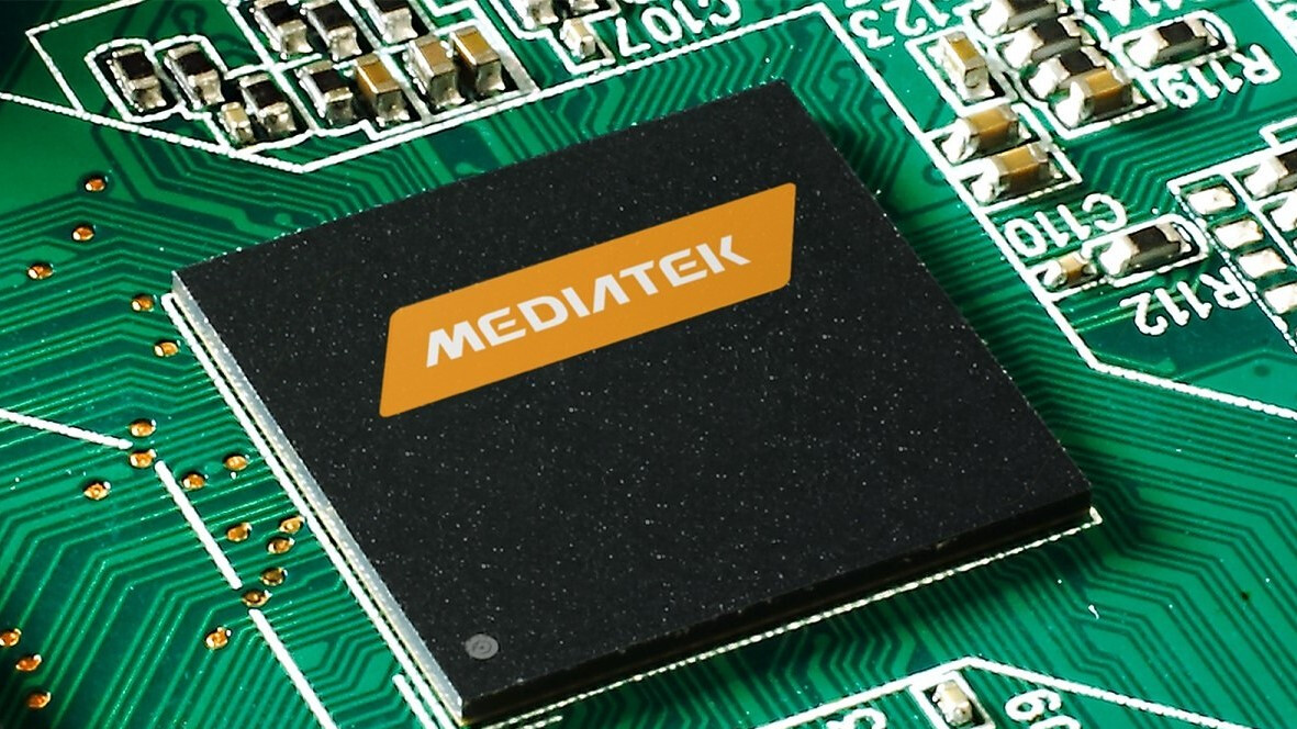 MediaTek's working on an updated Helio P60 chip with improved AI capabilities