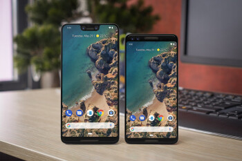 Android P code hints at wireless charging on the Pixel 3 series