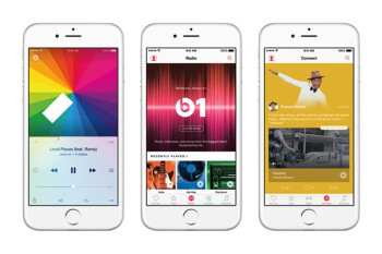 Apple Music update brings new Coming Soon section, album launch dates on iOS