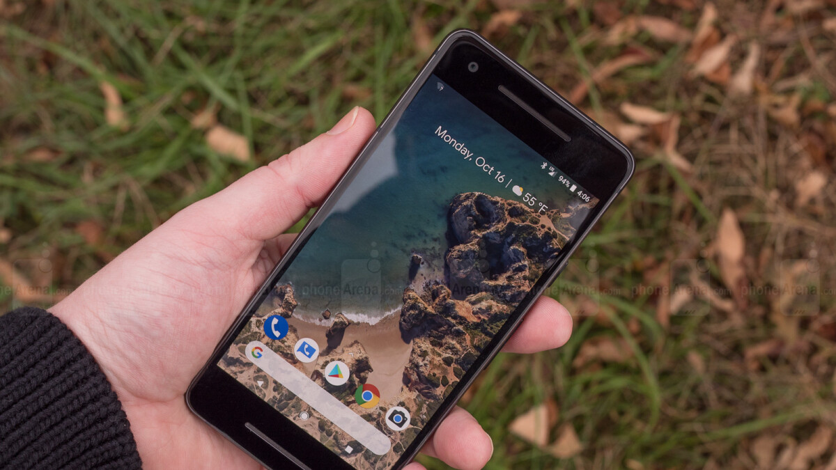 Pixel 2's Active Edge feature looks set to reappear on the Pixel 3 lineup