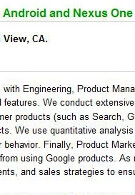 Google working harder to promote the Nexus One?