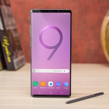 The Galaxy Note 9's horizontal camera setup is returning because of battery life