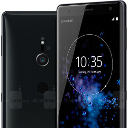 Some U.S. retailers have the Sony Xperia XZ2 and Xperia XZ2 Compact on sale